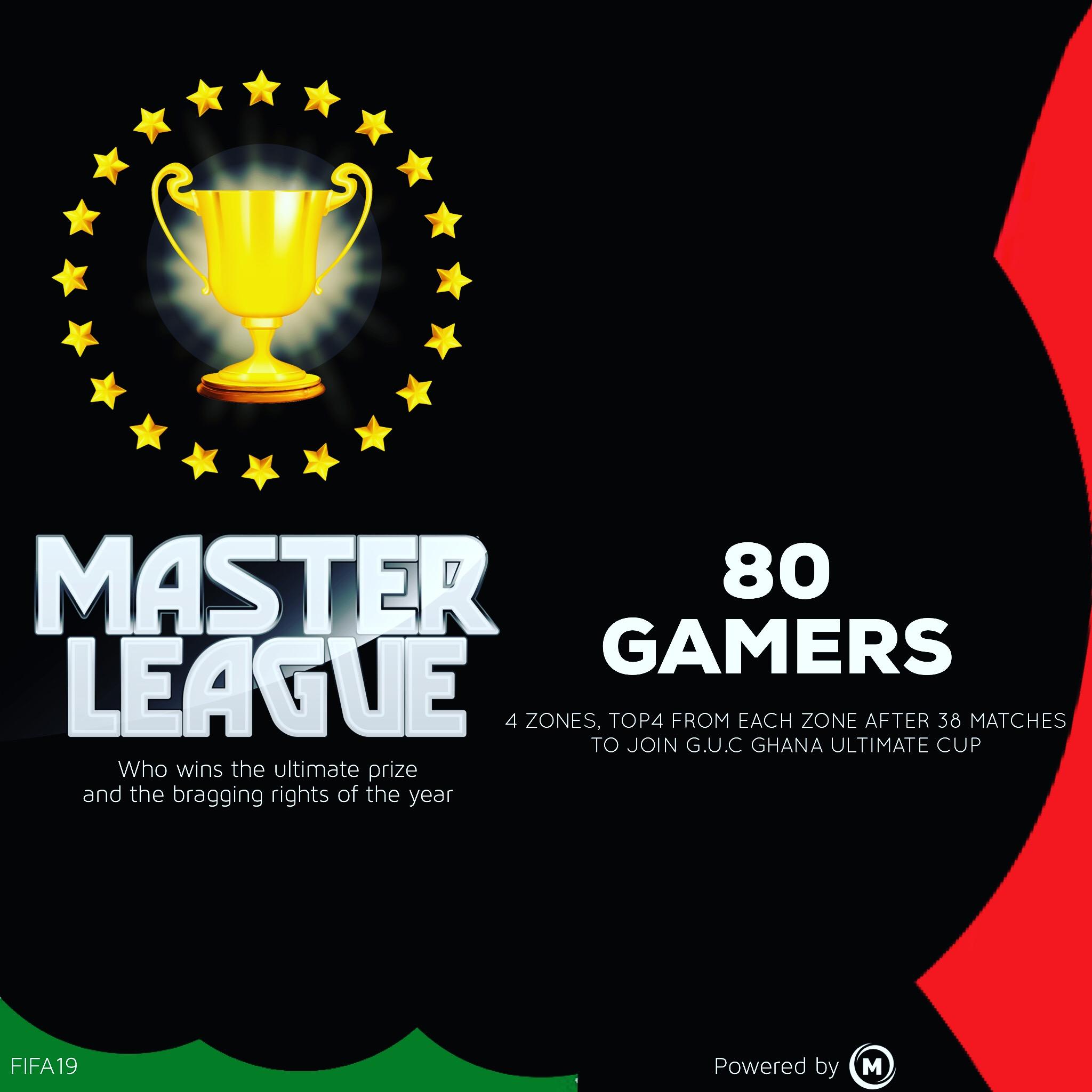 Ghana Master League 2019 Season – Madagastar Esports